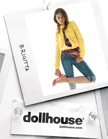 Dollhouse Spring Summer Camapaign 2005